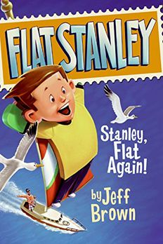 Stanley, Flat Again! book cover