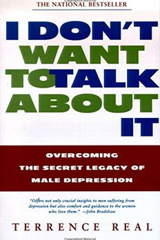 I Don't Want to Talk About It book cover