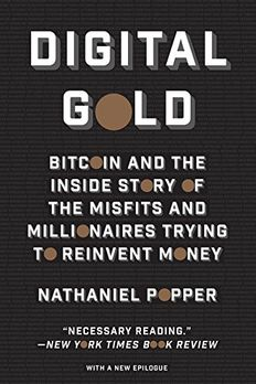 Digital Gold book cover