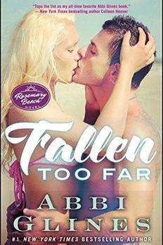 Fallen Too Far book cover