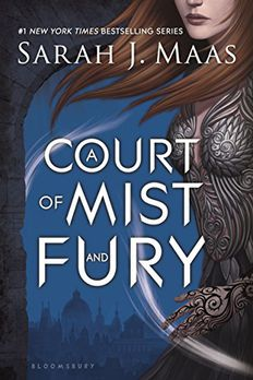 A Court of Mist and Fury book cover