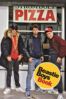 Beastie Boys Book book cover
