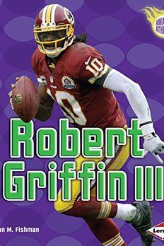 Robert Griffin III book cover