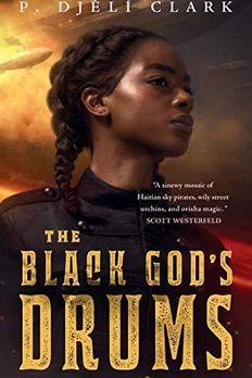 Black God's Drums book cover