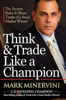 Think & Trade Like a Champion book cover