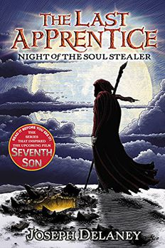 Night of the Soul Stealer book cover
