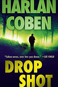 Drop Shot book cover