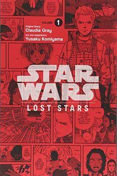 Star Wars Lost Stars, Vol. 1, 1 book cover