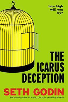 The Icarus Deception book cover