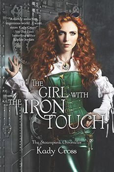 The Girl with the Iron Touch book cover