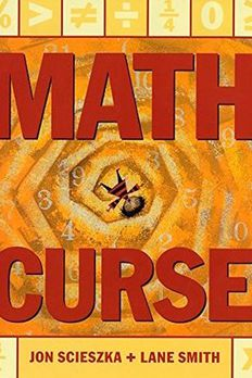 Math Curse book cover