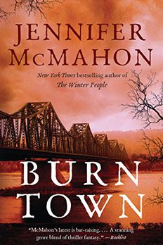 Burntown book cover