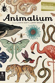 Animalium book cover