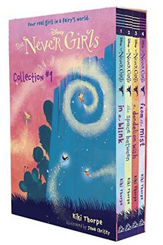 The Never Girls Collection #1 Disney book cover