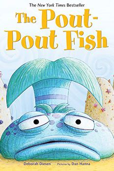The Pout-Pout Fish book cover