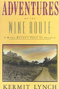 Adventures on the Wine Route book cover