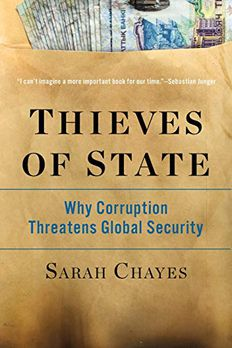 Thieves of State book cover