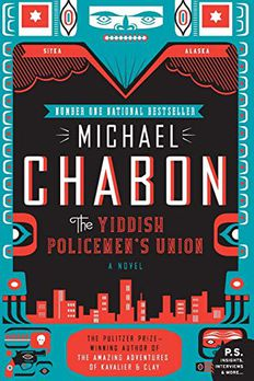The Yiddish Policemen's Union book cover