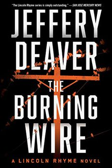 The Burning Wire book cover