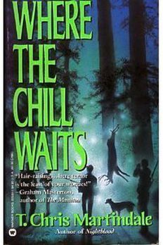 Where the Chill Waits book cover