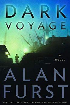 Dark Voyage book cover