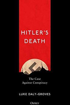 Hitler's Death book cover