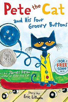 Pete the Cat and His Four Groovy Buttons book cover