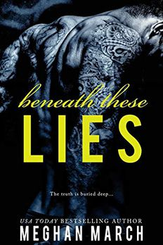 Beneath These Lies book cover