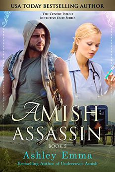 Amish Assassin book cover
