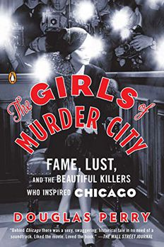 The Girls of Murder City book cover