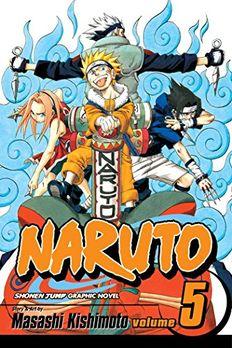 Naruto, Vol. 5 book cover