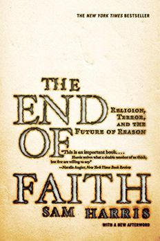 The End of Faith book cover