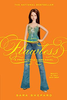 Flawless book cover