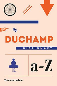 The Duchamp Dictionary book cover