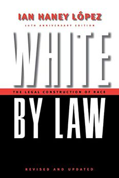 White by Law 10th Anniversary Edition book cover