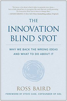 The Innovation Blind Spot book cover