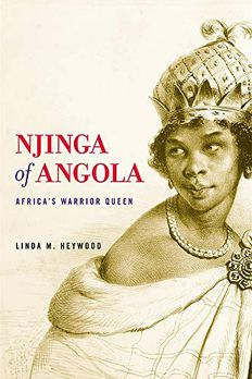 Njinga of Angola book cover