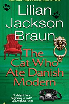 The Cat Who Ate Danish Modern book cover