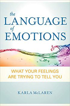 The Language of Emotions book cover