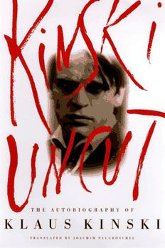 Kinski Uncut book cover