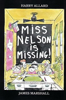 Miss Nelson Is Missing! book cover