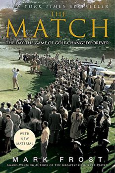The Match book cover