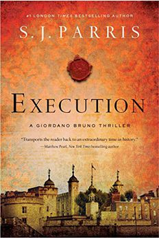 Execution book cover