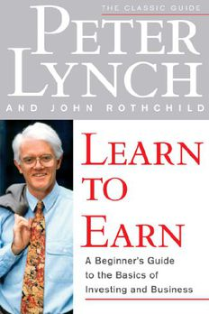 Learn to Earn book cover