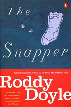The Snapper book cover