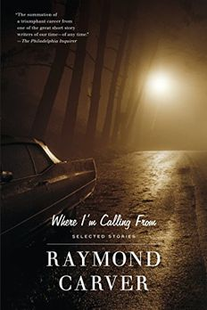 Where I'm Calling From book cover