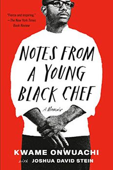 Notes from a Young Black Chef book cover