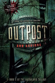 Outpost book cover