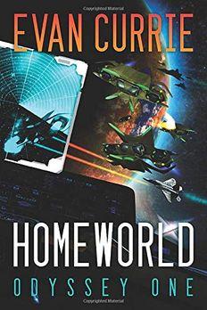 Homeworld book cover