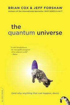 The Quantum Universe book cover